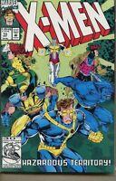 X-Men 1991 series # 13 near mint comic book