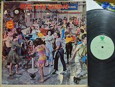 ROCK 'N' ROLL MOD SURF LP: BELLA ST. CLAIR/The RHYTHM ROCKERS: Bye Bye Birdie