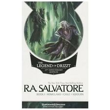 Legend of Drizzt  by R. A. Salvatore (25th Anniversary Edition) Book 1