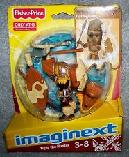 IMAGINEXT 2012 BATTLE ARENA TIGER THE HUNTER FIGURE SET TARGET EXCLUSIVE