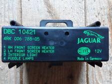 Module boitier relais DBC 10421 JAGUAR et DAIMLER XJ40 de 1993 et 1994