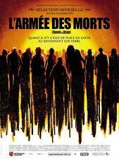 ARMEE DES MORTS DAWN OF THE DEAD Pellicule Film Cinéma / Bande Annonce Trailer