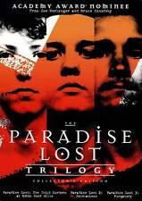 The Paradise Lost Trilogy (DVD, 2012, 4-Disc Set) ACCEPTABLE