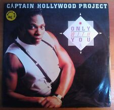 "DISCO 12"" VINILE CAPTAIN HOLLYWOOD PROJECT ONLY WITH YOU DANCE MIX HOUSE TRANCE"