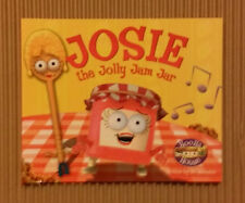 Josie the Jolly Jam Jar (Hoo Ha House) Book Jo Marsden BNIB Free UK P+P