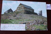 Postkarte Ansichtskarte Sachsen Lithografie RIESENGEBIRGE