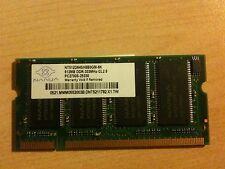 Memoria RAM 512MB DDR 333mhz , pc portatile laptop