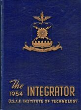 1954 Integrator - USAF Institute of Technology Yearbook - NAMES IN LISTING! +