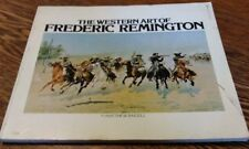 The Western Art of Frederic Remington Book 1976