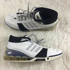 91034d2c115dbf Adidas KG Bounce 2006 Men Sz 16 Kevin Garnett White Black Basketball Shoes  RARE