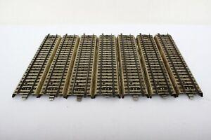 Marklin Märklin 5106 Straight Track 1/1 Full length 180mm 7 tracks  West Germany
