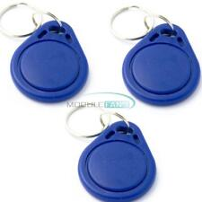 10PCS RFID IC Keyfobs Key Tags Token NFC TAG Keychain 13.56MHz for Arduino MF