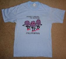 Vintage I Heard It Through the Grapevine California Raisins Size XL