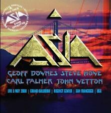 Asia - Live In San Francisco (2CD) NEU/Sealed !!!
