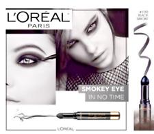 L'Oreal Paris  Smokissime Super Liner Eyeliner Black Smoke #100