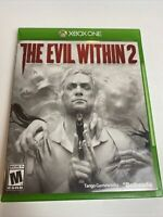 The Evil Within 2 for Xbox One XBOX-ONE(XB1) Action / Adventure (Video Game)