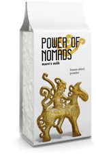 "Freeze-dried powder mare's milk ""Power of Nomads"" organic eco dietary supplement"
