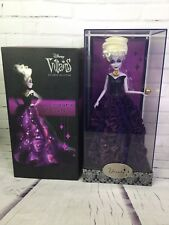 Disney Villains Ursula Designer Collection Doll Little Mermaid Limited Edition