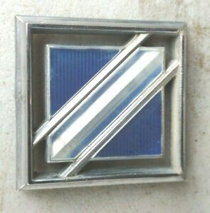 1981-87 Buick Regal Sail Panel Roof Emblem Badge OEM GM ONE 20220594 FC-1