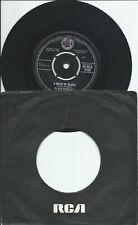 "ELVIS PRESLEY - A Mess Of Blues / The Girl Of My Best Friend 7"" vinyl"