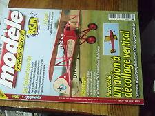 5µ?§ Revue Modele Magazine n°683 Plan encart Cylon / Curtiss Hawk P-6E Valentino
