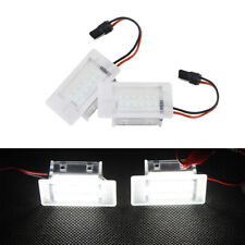 2x Led Trunk Luggage Compartment Light For Ford Focus MK1 Facelift Escort Fiesta