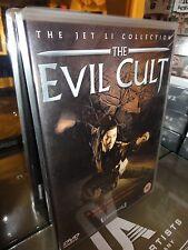 The Evil Cult (DVD) Jet Li, Widescreen! Eng Sub! PAL FORMAT! REGION 2! NEW!