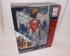 Transformers Action Figure Movie Combiner Wars Leader Starscream 12 inch