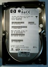 146 GB HP BD1468856B  U320 SCSI 80 PIN 10K  Hard Drive