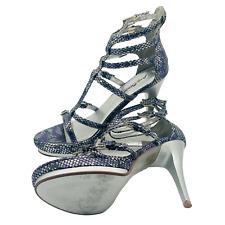 Mujer Damas Tacón Alto Sandalia Fiesta Prendas para club nocturno Pole Dance Boda Zapatos Stiletto