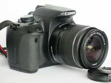 Canon EOS 650D Kamera Kit 18-55mm III Objektiv - Spiegelreflexkamera