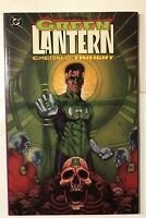 DC Green Lantern Emerald Twilight TPB Great Condition Graphic Novel HTF