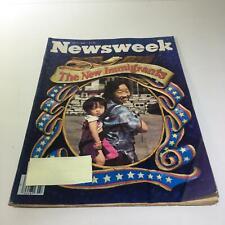 Newsweek Magazine: July 7 1980 - The New Immigrant