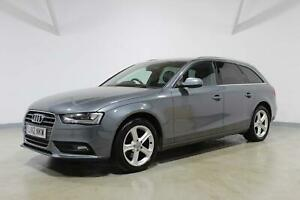 2012 Audi A4 Avant 2.0 TDI SE Technik Multitronic 5dr Estate Diesel Automatic