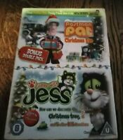 Postman Pat/Guess With Jess: Christmas Pack DVD NEW