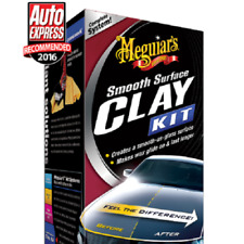 Meguiar's G1016EU Smooth Surface Clay Kit 1 Set