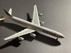 Qatar Airways Airbus A340-600 1/400 Phoenix Models