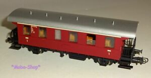 ROCO H0 Donnerbüchse 1.Klasse, rot, DB                                       #80