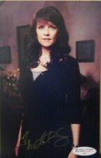 Amanda Tapping as Dr. Helen Magnus Sanctuary Ltd Numb. Autographed 11 x 17 Photo