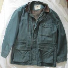 LONDON FOG TOWNE TEAL GREEN MEN'S COLD WEATHER JACKET - SIZE XL / REG