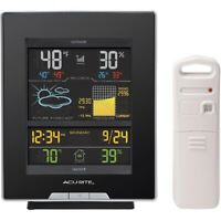 CHANEY INSTRUMENTS 02008A2 AcuRite Color Weather Station