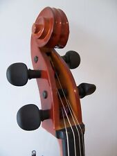 Primavera 90 full size cello with wheeled hard case, and significant upgrades an