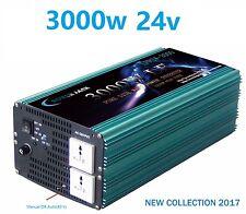 Inversor Onda Pura 24v 3000w Pure Wave Inverter 24v 3000w