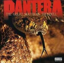 The Great Southern Trendkill - Pantera CD