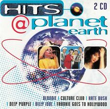 HITS @ PLANET EARTH / 2 CD-SET - TOP-ZUSTAND