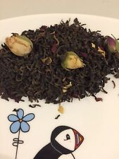 Loose Leaf Black Tea China Pu Erh - Rose, Yunnan province - 100g