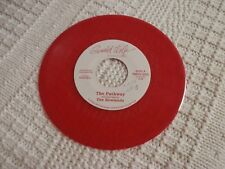 THE ROWLANDS  THE PATHWAY/I SEE THE WAY CLEAR  GERALD WOLFE 9003 RED VINYL
