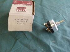 NOS 1955 Ford Pickup Windshield Wiper Switch OEM F-100 55 FoMoCo