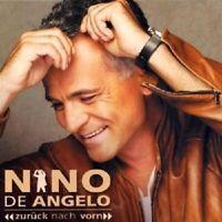 """NINO DE ANGELO """"ZURÜCK NACH VORN"""" CD NEUWARE!!!!!!!!!"""