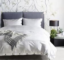 Bedding Set Twin/Queen/King Size Modern Duvet Quilt Cover&Pillowcase Soft Soild